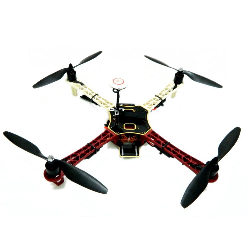 Quadricóptero iFly Q450  com DJI Naza Lite e GPS   - iFly Electric Hobby
