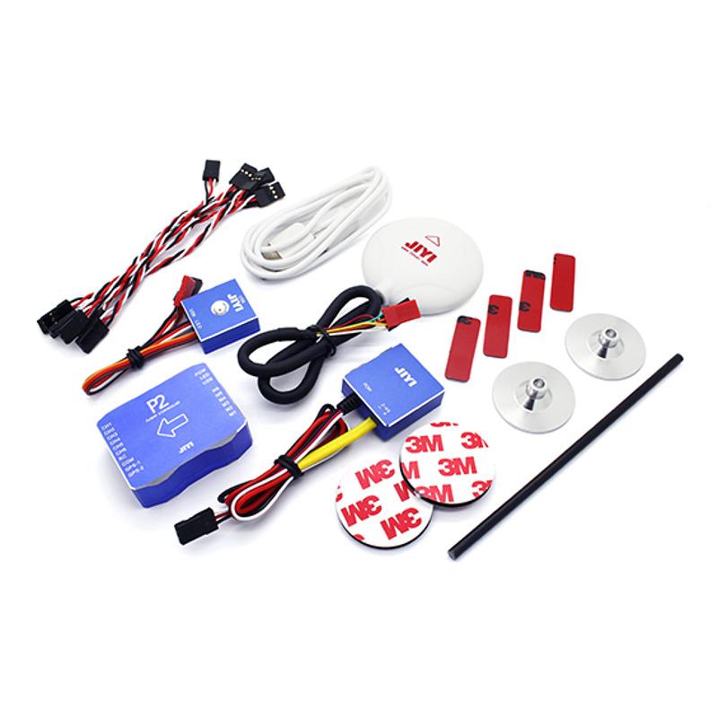 Controladora JIYI P2 para Multirotores com GPS  - iFly Electric Hobby