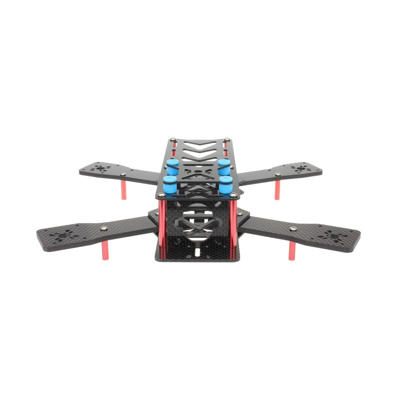 Frame NIghtHawk Pro II 250 em Fibra de Carbono  - iFly Electric Hobby