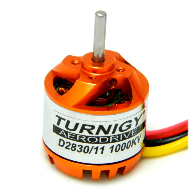 Motor Brushless Turnigy Aerodrive D2830/11 1000Kv  - iFly Electric Hobby