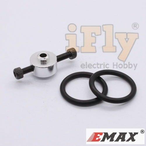 Prop Saver EMAX Eixo 3mm com Anéis Tensores  - iFly Electric Hobby