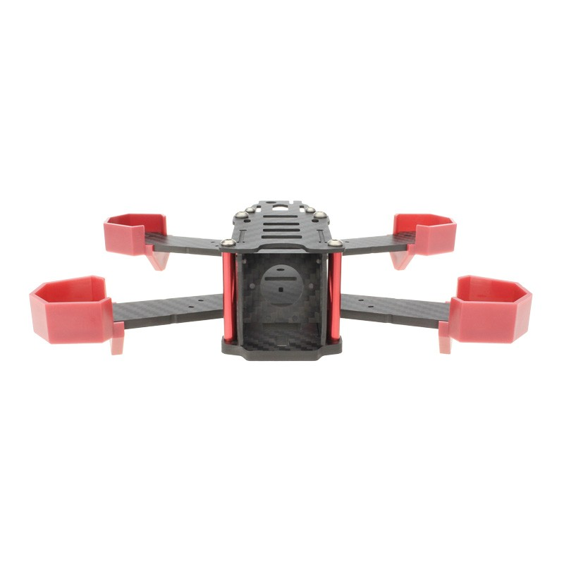 Frame NIghtHawk Pro 200 em Fibra de Carbono 4mm - iFly Electric Hobby