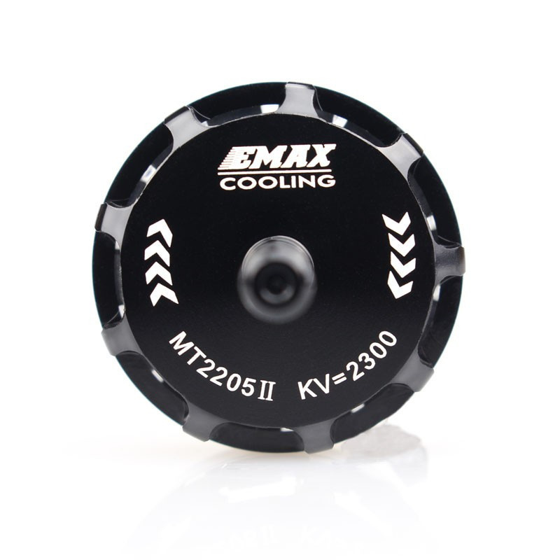 Motor Brushless Emax MT2205 II - 2300 KV CCW Racing Edition  - iFly Electric Hobby