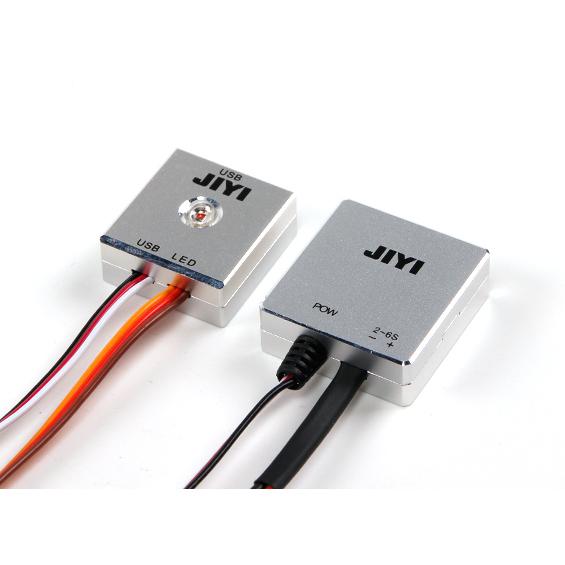 Controladora JIYI P2 Pro para Multirotores com GPS  - iFly Electric Hobby