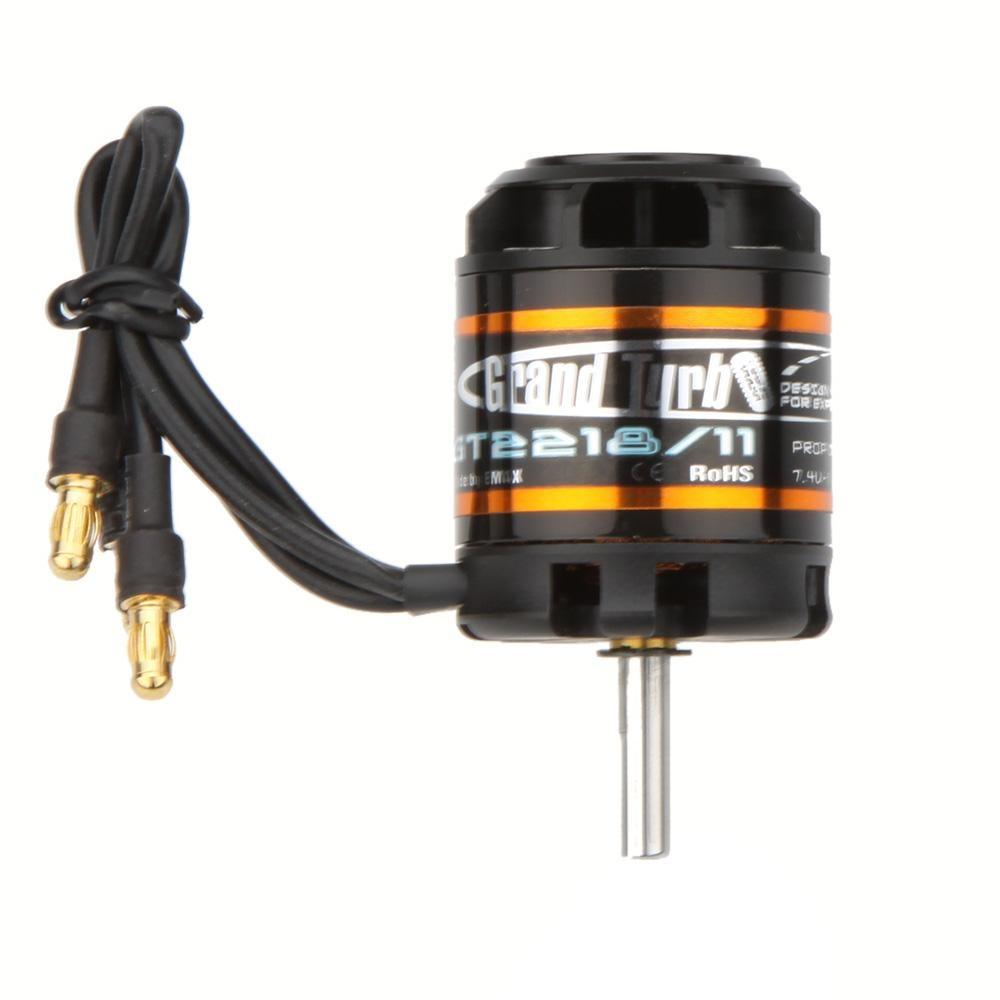 Motor Brushless Emax GT2218/11 930kv 1150g de Empuxo  - iFly Electric Hobby