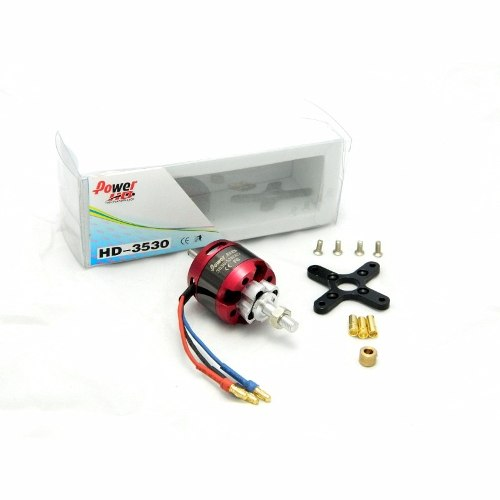 Motor Brushless Powerhd Hd3530-10 1.2kg De Empuxo  - iFly Electric Hobby