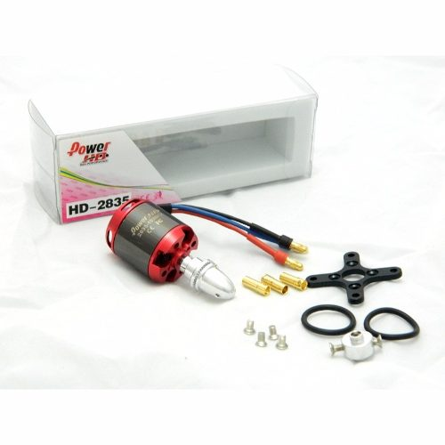 Motor Brushless Powerhd Hd2835-08 1.2kg De Empuxo - iFly Electric Hobby