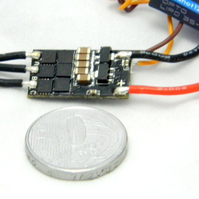 ESC EMAX NANO 20 Amperes - No-Bec  - iFly Electric Hobby