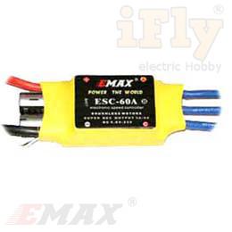 ESC EMAX 60A BEC 5V 3A  - iFly Electric Hobby