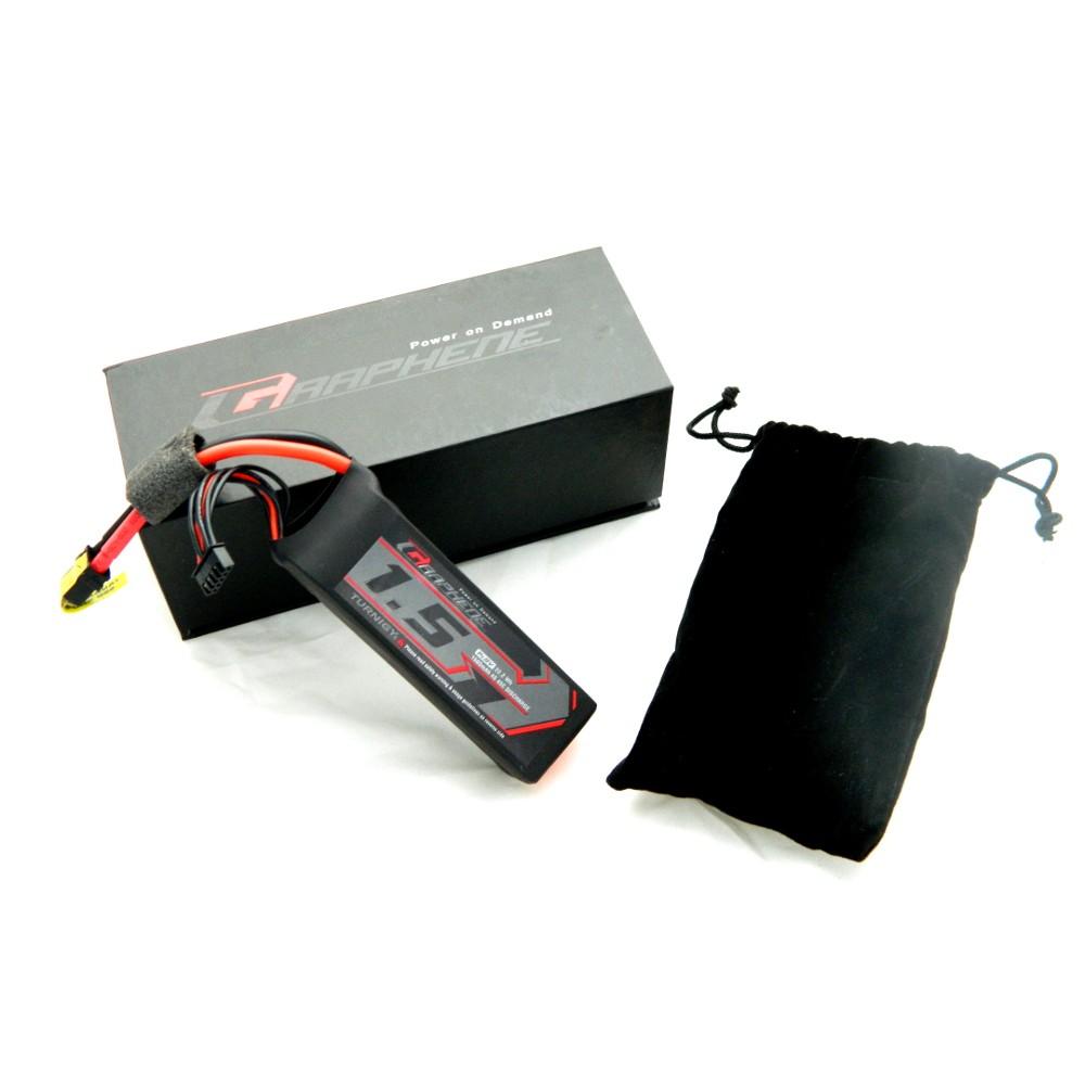Bateria Lipo Graphene 4S 1500mah 45C  - iFly Electric Hobby