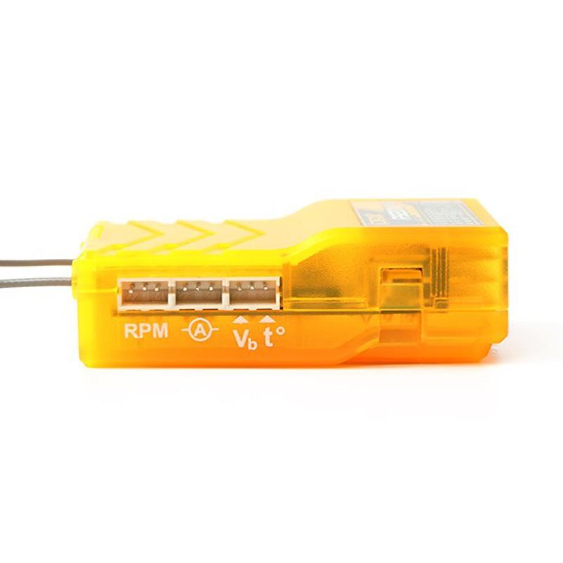 Receptor Orange R920x V2 2.4ghz Dsm2 / Dsmx 09 Ch Cppm Full Range  - iFly Electric Hobby