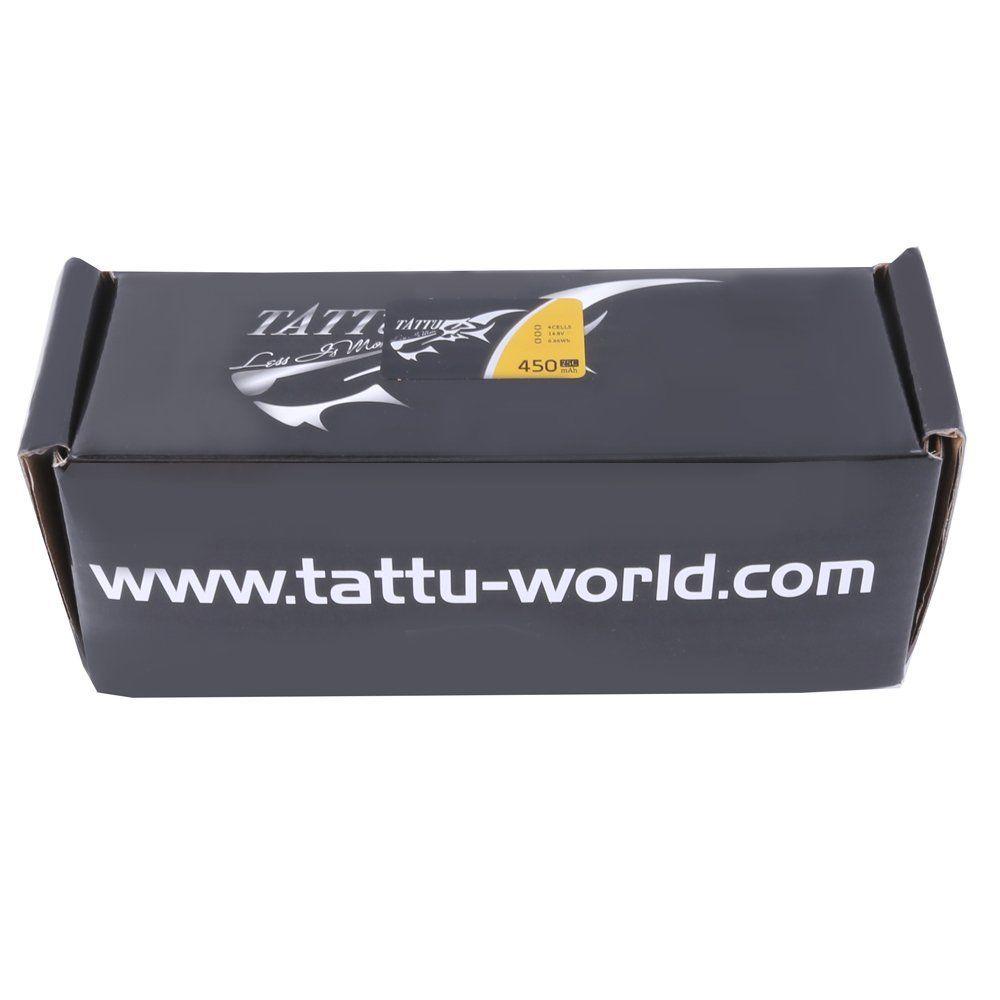 Bateria Lipo Tattu 3s 11.1v 450mah 75C˜150C  - iFly Electric Hobby