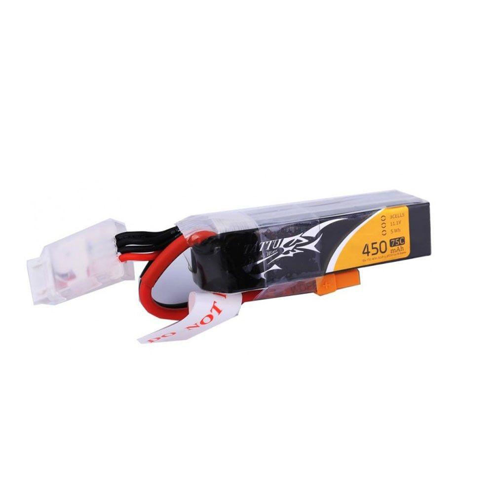 Bateria Lipo Tattu 4s 14.8v 450mah 75c  - iFly Electric Hobby