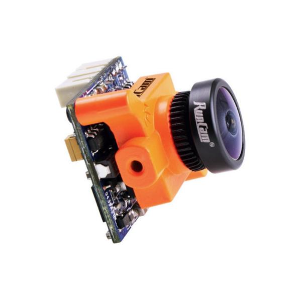 Câmera Fpv Runcam Micro Swift 1/3 Ccd 600tvl Drone Racer  - iFly Electric Hobby