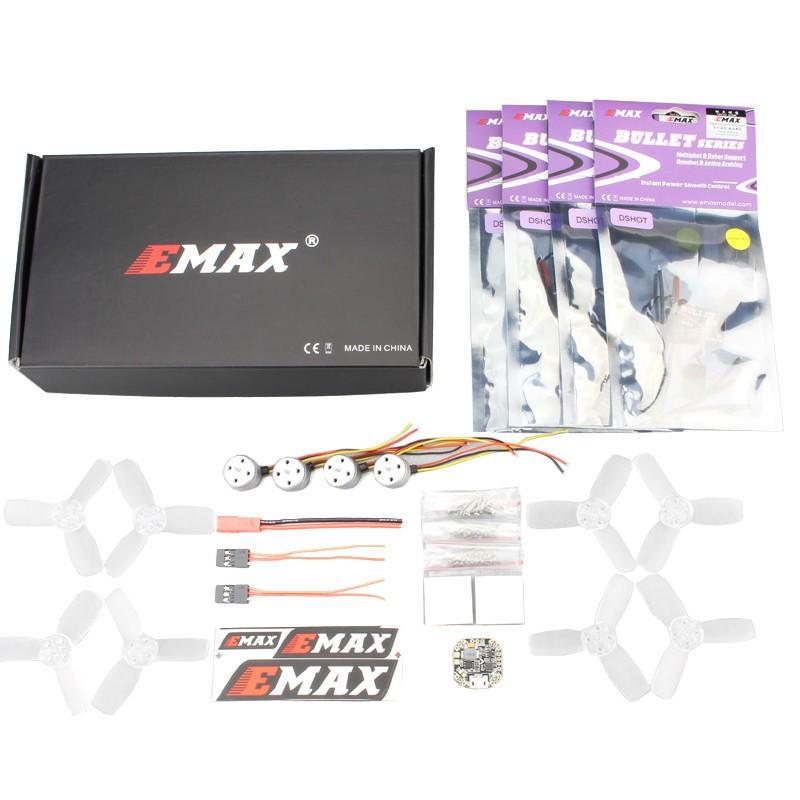 Combo EMAX 1104  para frames até 120mm  - iFly Electric Hobby