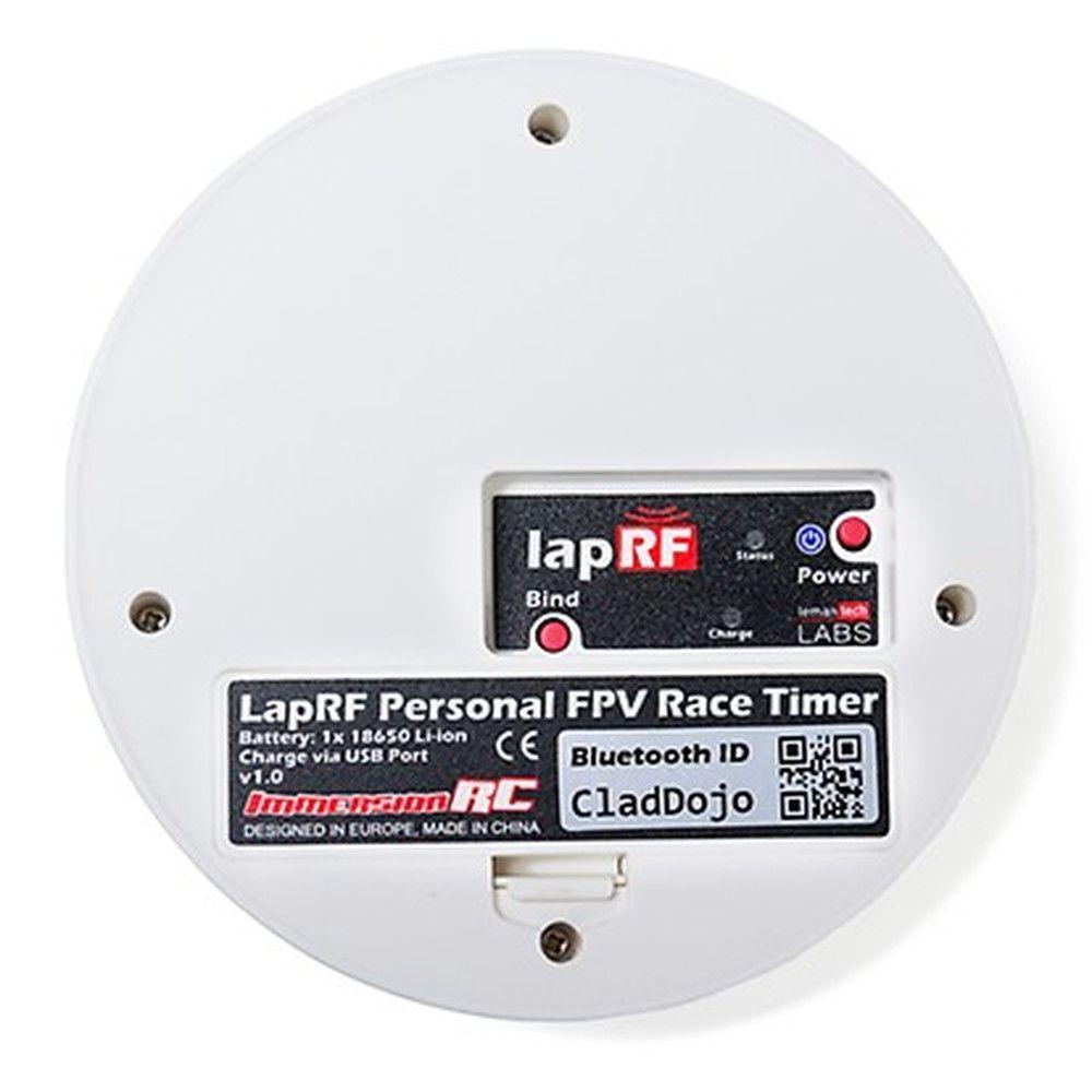Cronômetro de Voltas LapTimer ImmersionRC para Drone Racer  - iFly Electric Hobby