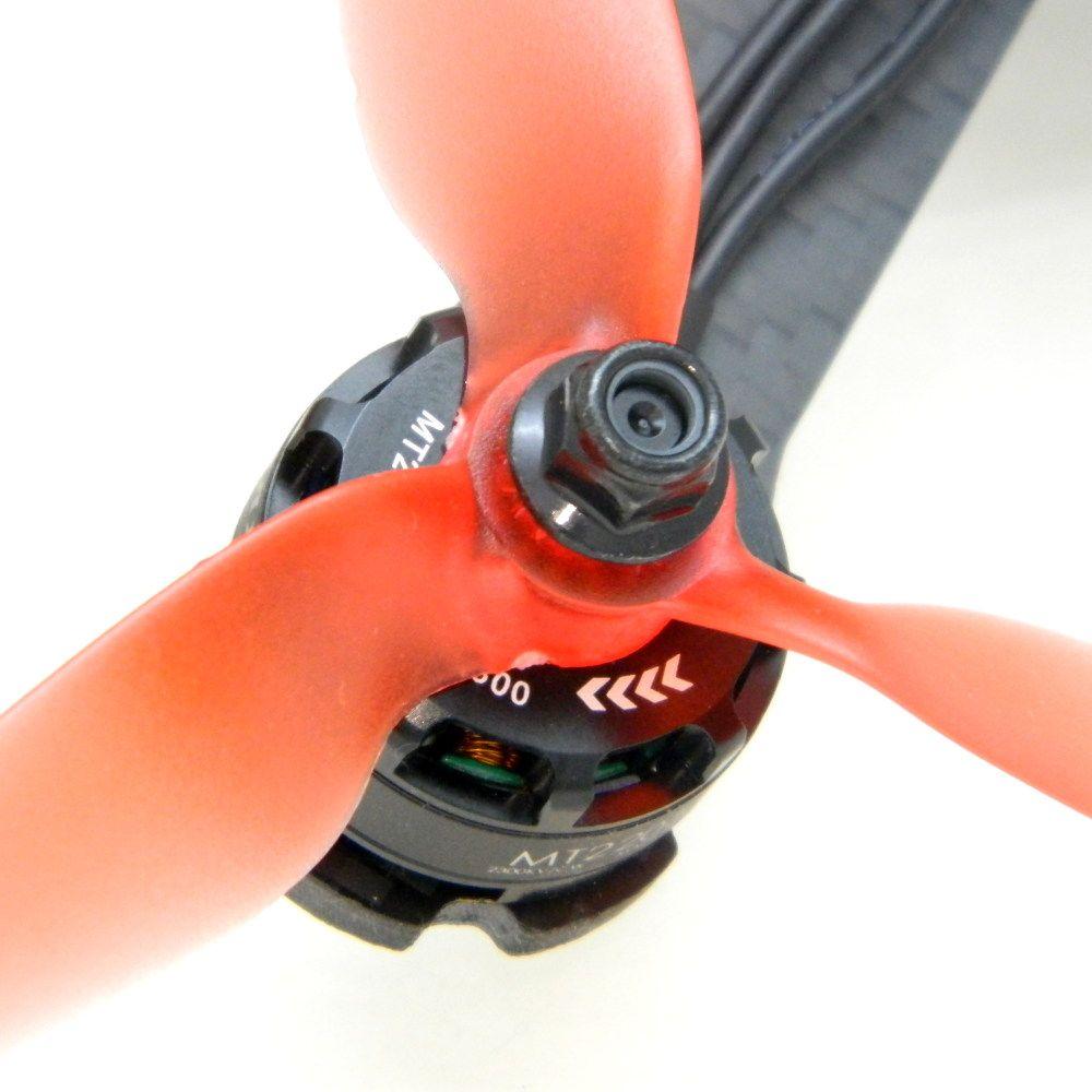 Drone Race 214mm com Controladora F4 Magnum EMAX, OSD, FPV e Receptor  - iFly Electric Hobby
