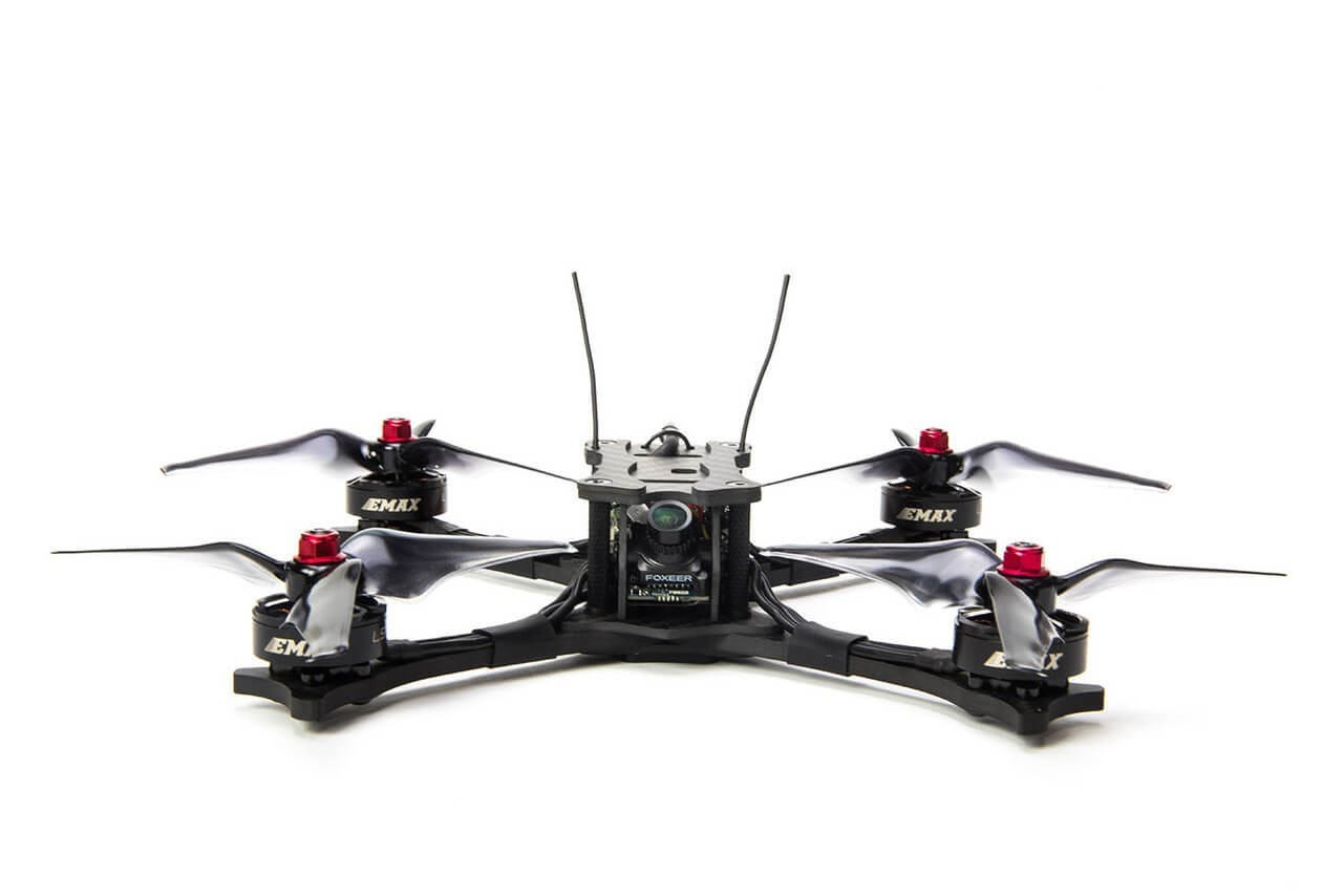Drone Racer Hawk Five EMAX 210mm BNF FrSky  - iFly Electric Hobby