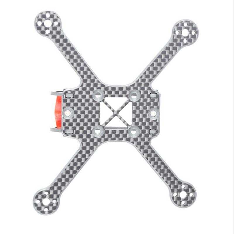 Frame QAV-X 120mm Leader Fibra de Carbono 3K 3mm  - iFly Electric Hobby
