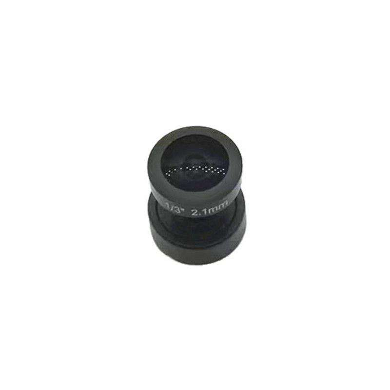 "Lente para Câmera FPV 1/3"" 2.1mm 160º FOV Rosca M8  - iFly Electric Hobby"