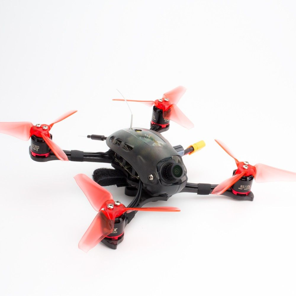 "Micro Drone Racer BabyHawk R EMAX FPV versão 3""  - iFly Electric Hobby"