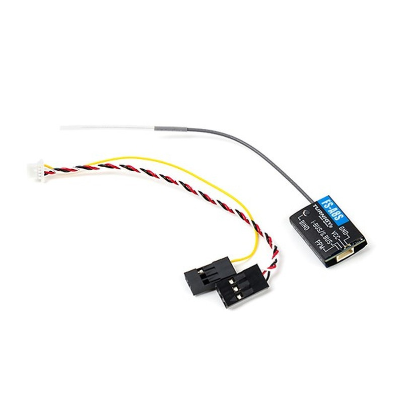 Micro Receptor FS A8S 2A FlySky / Turnigy Drone Racer FPV  - iFly Electric Hobby