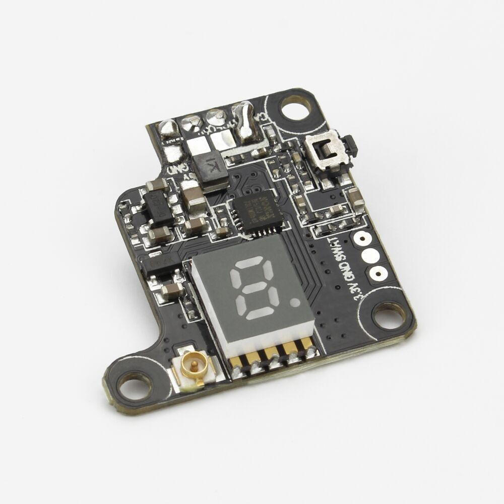 Micro Transmissor de FPV EMAX VTX 40 Canais 25mW / 200mW Apenas 2.5g  - iFly Electric Hobby