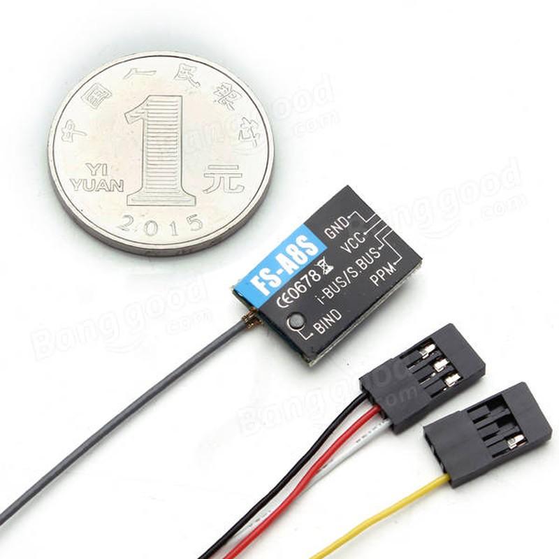 Rádio FlySky FS-I6X 10 Canais com Receptor A8S  - iFly Electric Hobby
