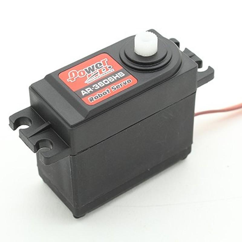 Servo para Robótica AR3606HB 360º de curso Power HD  - iFly Electric Hobby