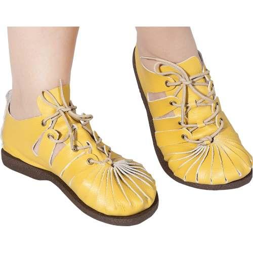 - Combo 2 Prs.Sandálias Rasteirinhas Couro Celta Tradicional 15 Cores