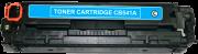 Toner Compatível HP 125A – CB541A Ciano