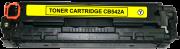 Toner Compatível HP 125A – CB542A Amarelo