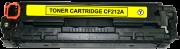 Toner Compatível HP 131A – CF212A Amarelo
