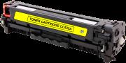 Toner Compatível HP 304A – CC532A Amarelo