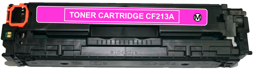 Toner Compatível HP 131A – CF213A Magenta  - Leste Cartuchos