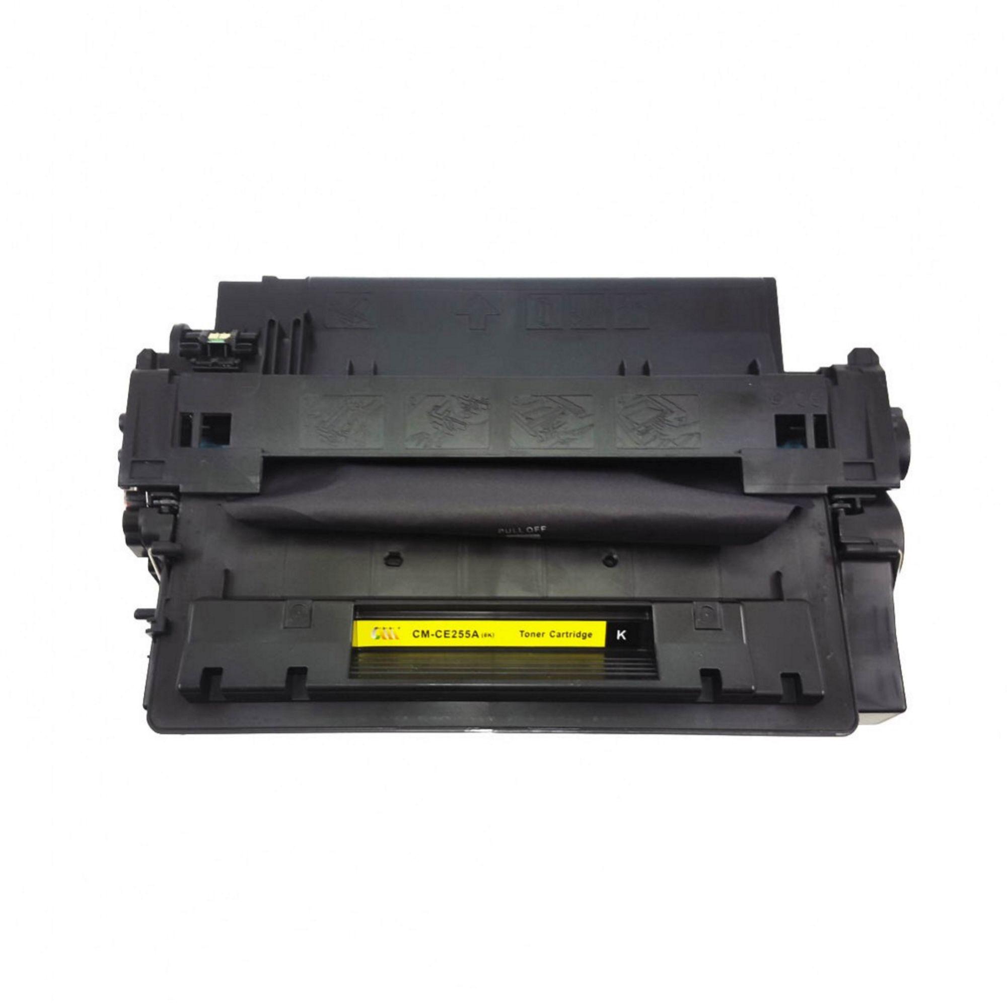 Toner Compatível HP CE255A – 55A  - Leste Cartuchos