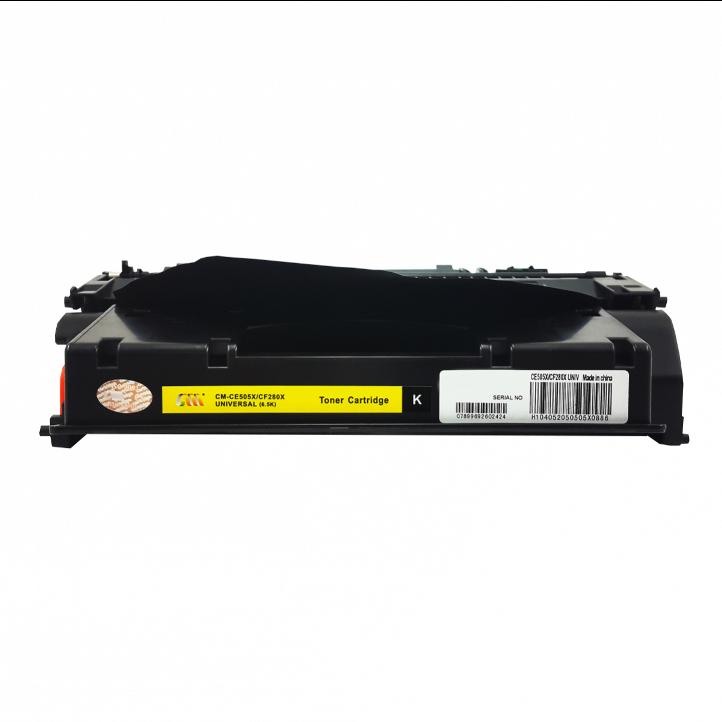 Toner Compatível Universal HP CE505X, CF280X, 05X, 80X  - Leste Cartuchos