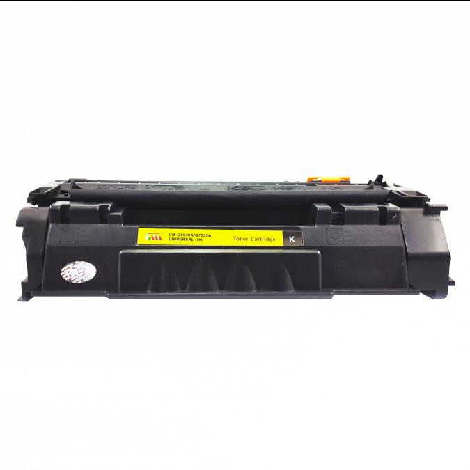 Toner Compatível Universal HP Q5949A, Q7553A, 49A, 53A  - Leste Cartuchos