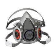 Respirador Semifacial 6200 3M