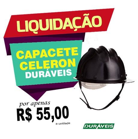 CAPACETE DE CELERON DURÁVEIS
