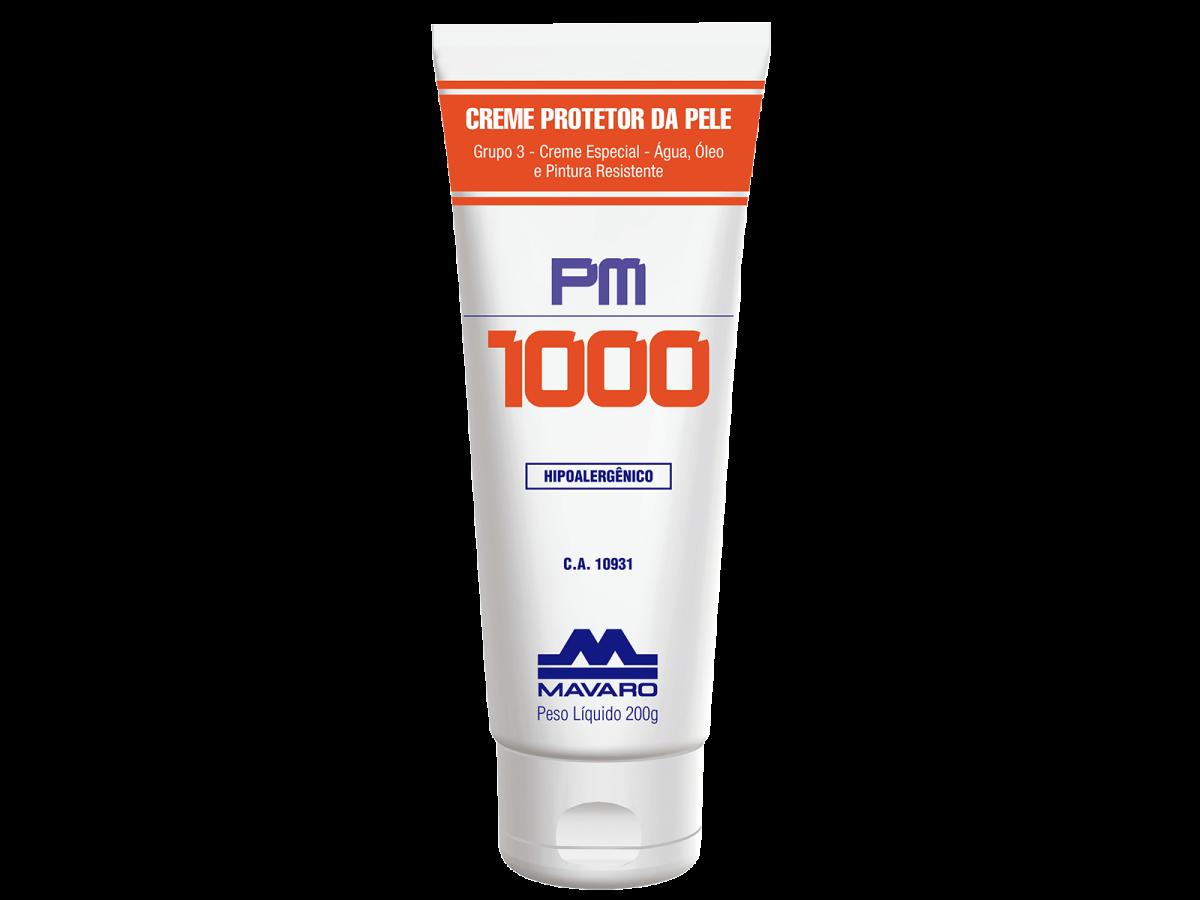 CREME PROTETOR PM 1000 200g MAVARO