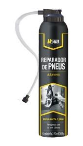 Spray Reparador De Pneus Automóveis M500