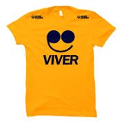 Camisa Viver - Amarela