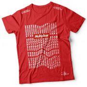 Camisa Minha razão de viver - Vermelha