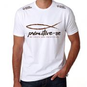 Camisa Primitive-se - Branca