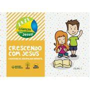 Crescendo com Jesus - Volume 2