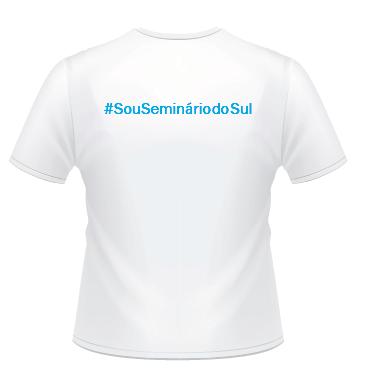 Camisa Sou Seminário do Sul - Branca