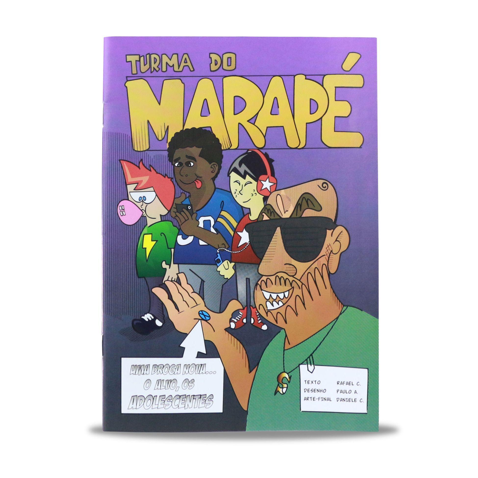 GIBI - Turma do Marapé