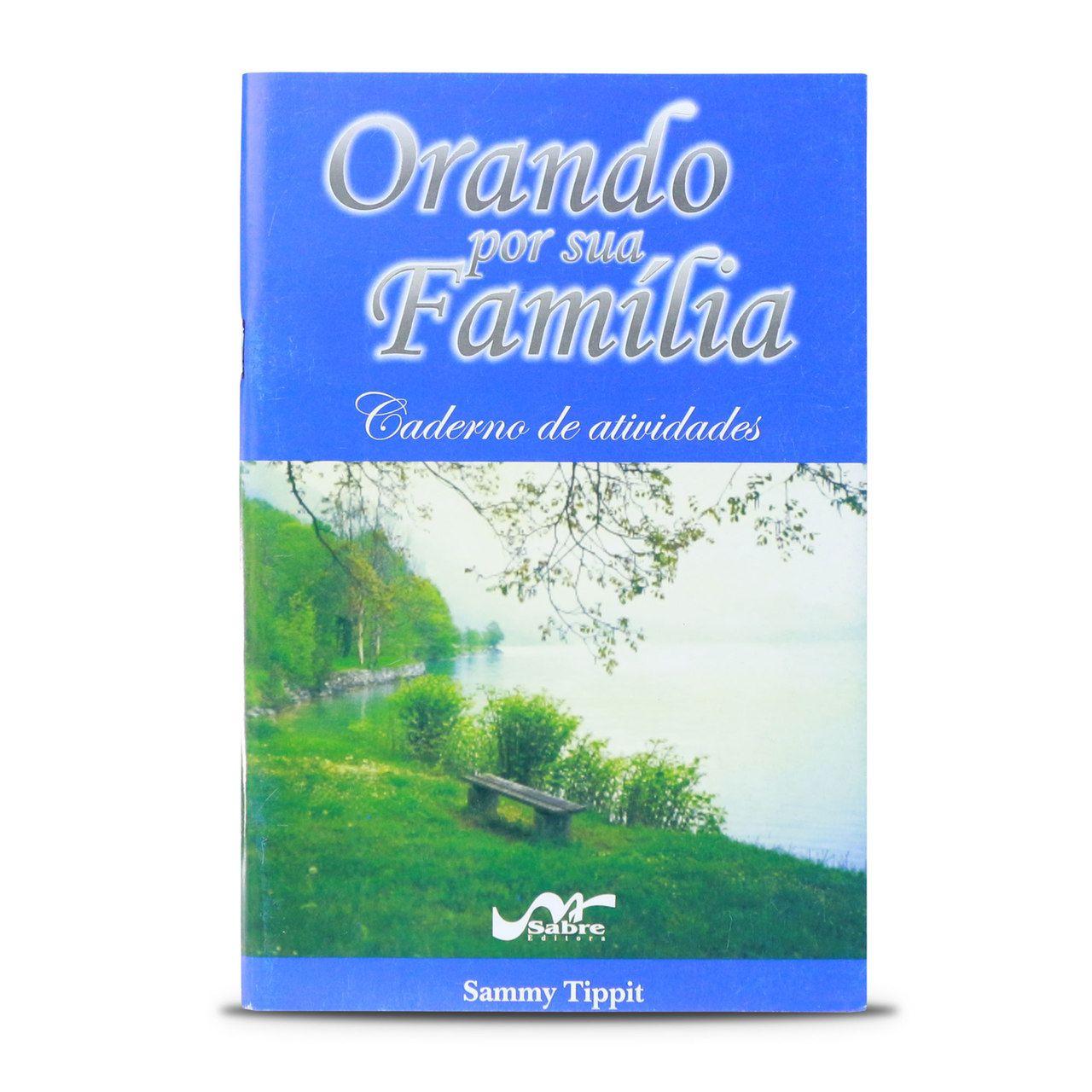 Orando por sua família - Caderno de Atividades