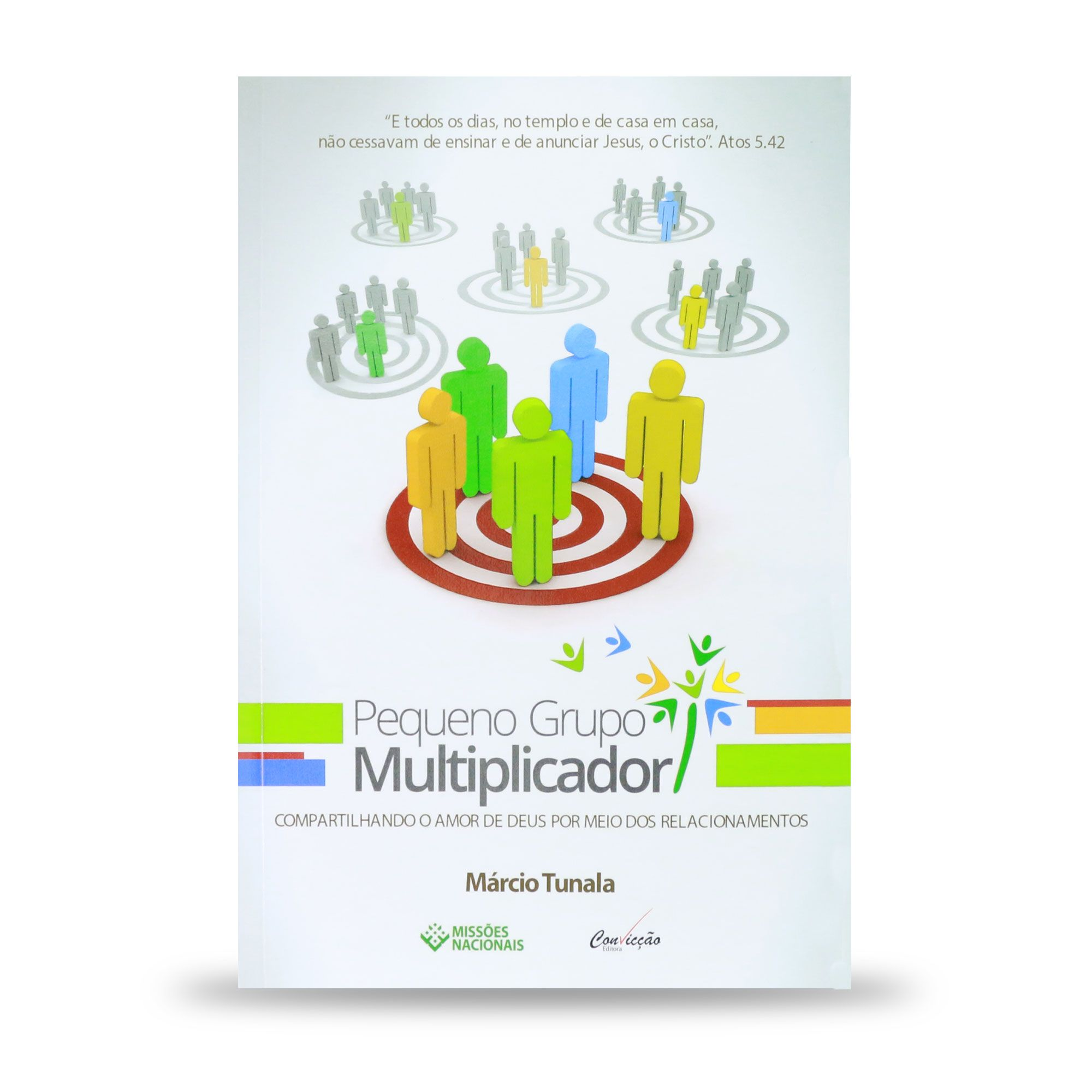 Pequenos Grupos Multiplicadores - Compartilhando o amor de Deus